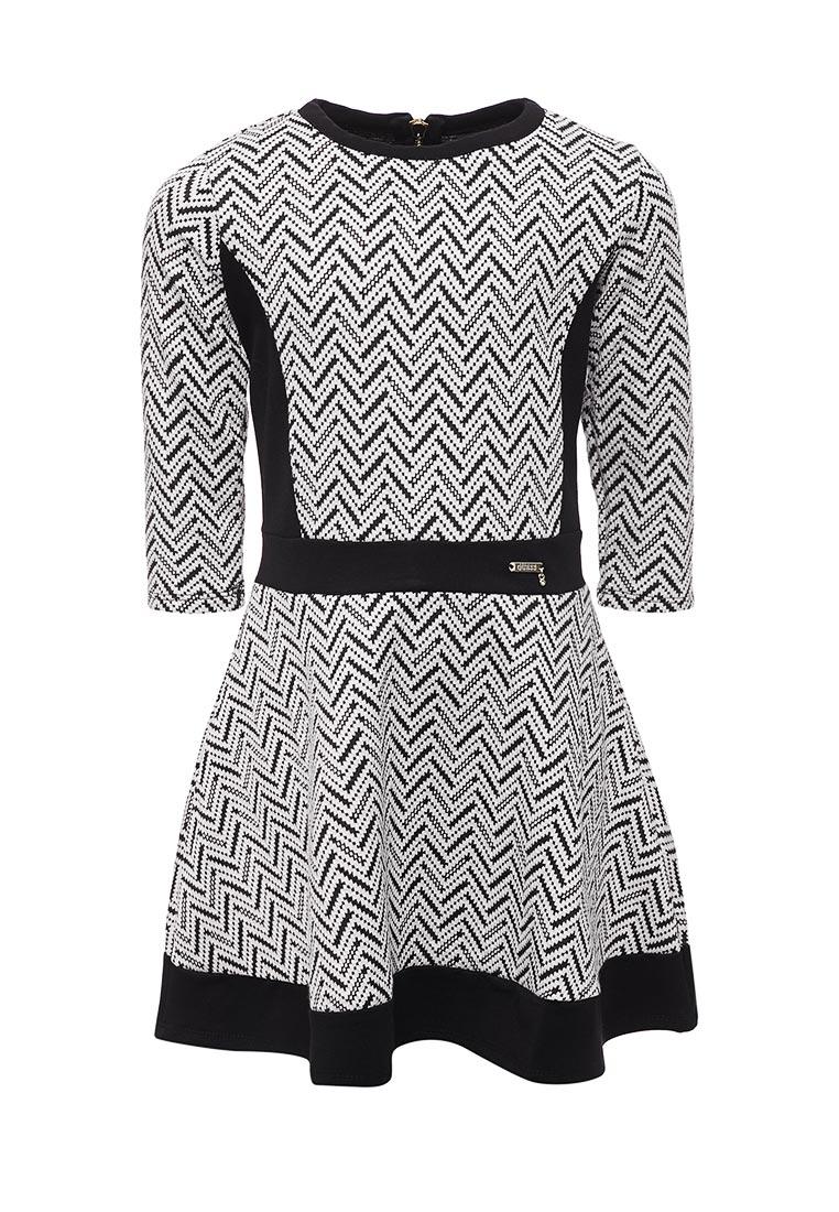Повседневное платье Guess (Гесс) J74K16 K6GA0