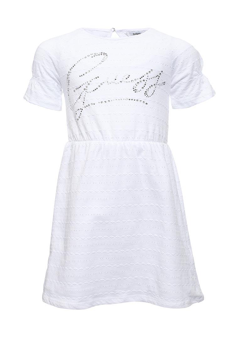 Повседневное платье Guess (Гесс) J82K04 K70Y0