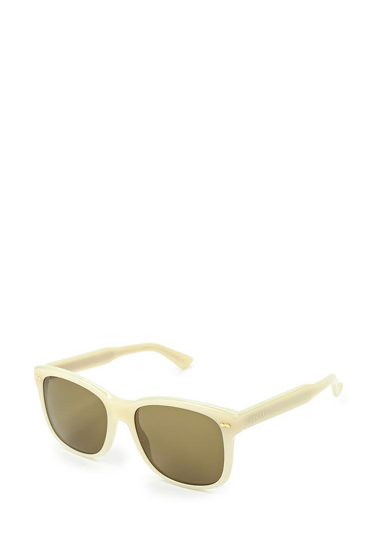 Мужские солнцезащитные очки Gucci (Гуччи) GG 1134/S
