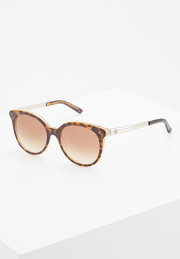 Женские солнцезащитные очки Gucci (Гуччи) GG 3674/S