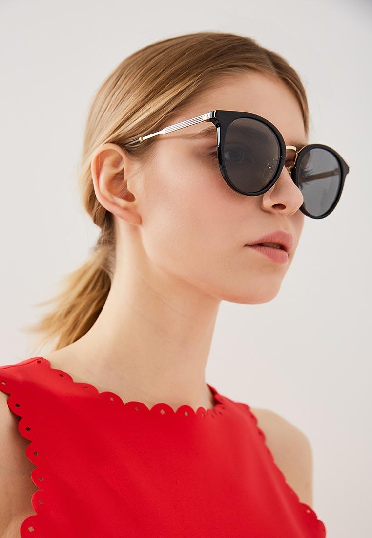 Женские солнцезащитные очки Gucci (Гуччи) GG0204SK