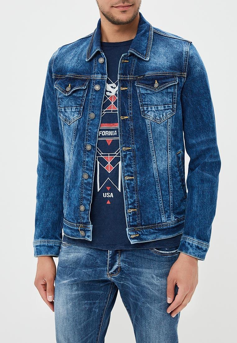 Джинсовая куртка Guess Jeans M82N14 D3223