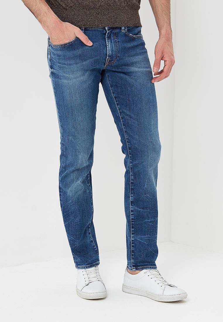 Зауженные джинсы Guess Jeans M82AN2 D1EQA