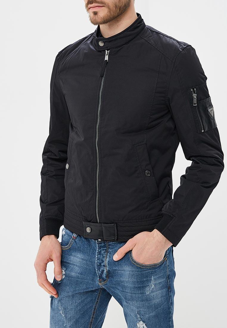 Утепленная куртка Guess Jeans M81L28 W9J30