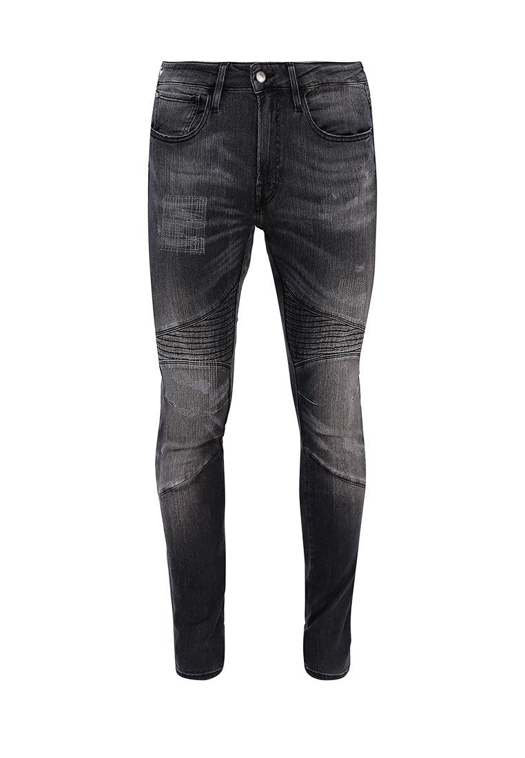 Зауженные джинсы Guess Jeans M73A07 D2NO0