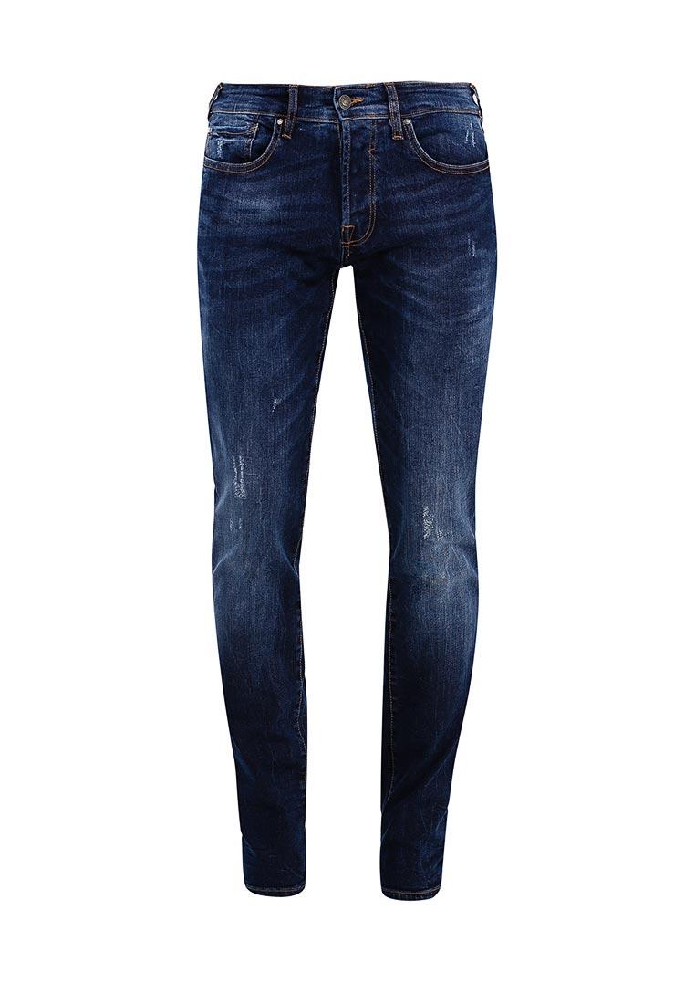 Зауженные джинсы Guess Jeans M73A11 D2NJ0