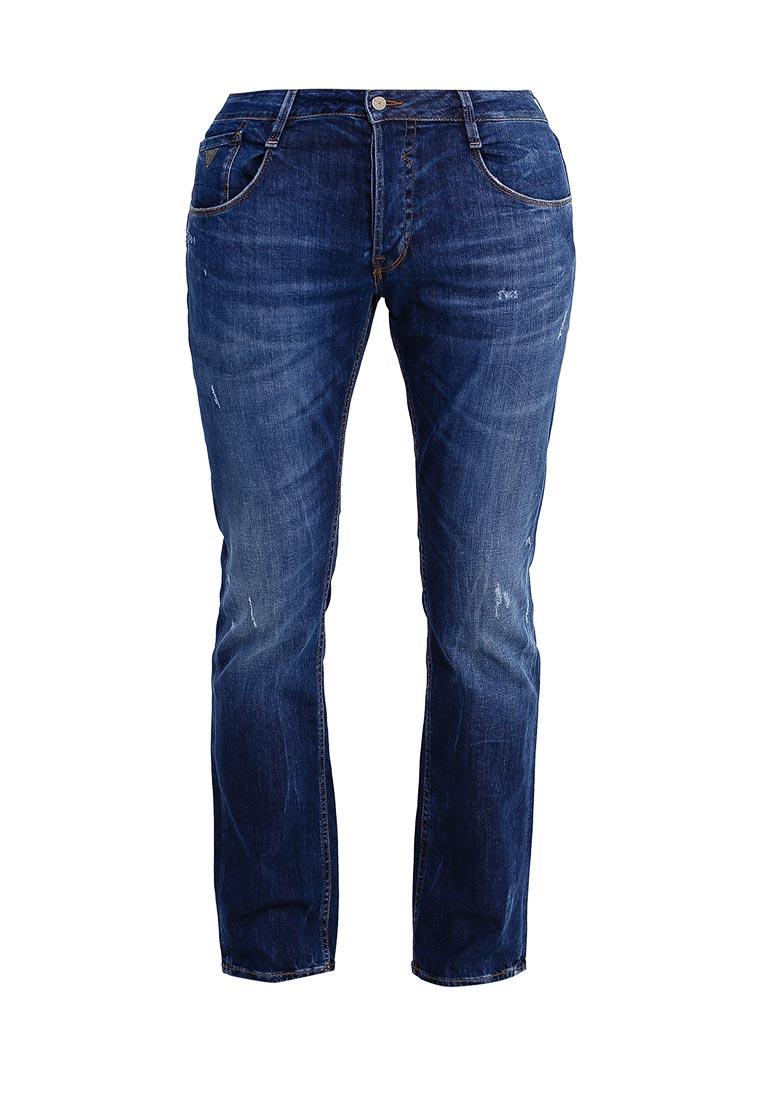 Мужские прямые джинсы Guess Jeans M74AS3 D2RH0