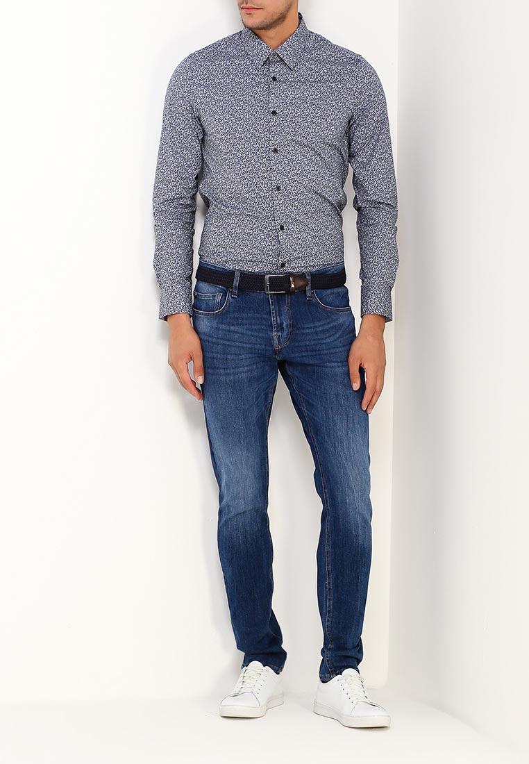 Зауженные джинсы Guess Jeans M74A27 D2RD0