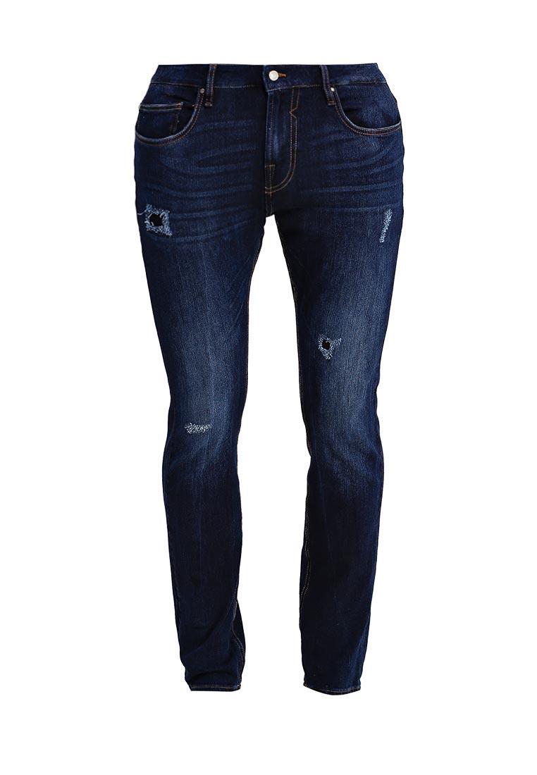 Зауженные джинсы Guess Jeans M74A27 D2RD1