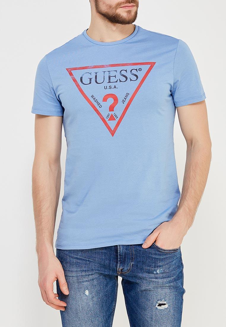 Футболка с коротким рукавом Guess Jeans m81i13 I3Z00