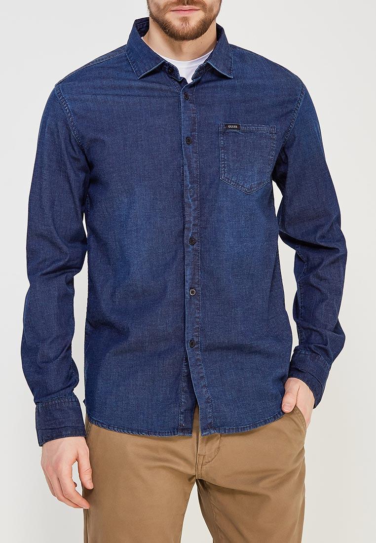 Рубашка Guess Jeans m81h12 D2CV7