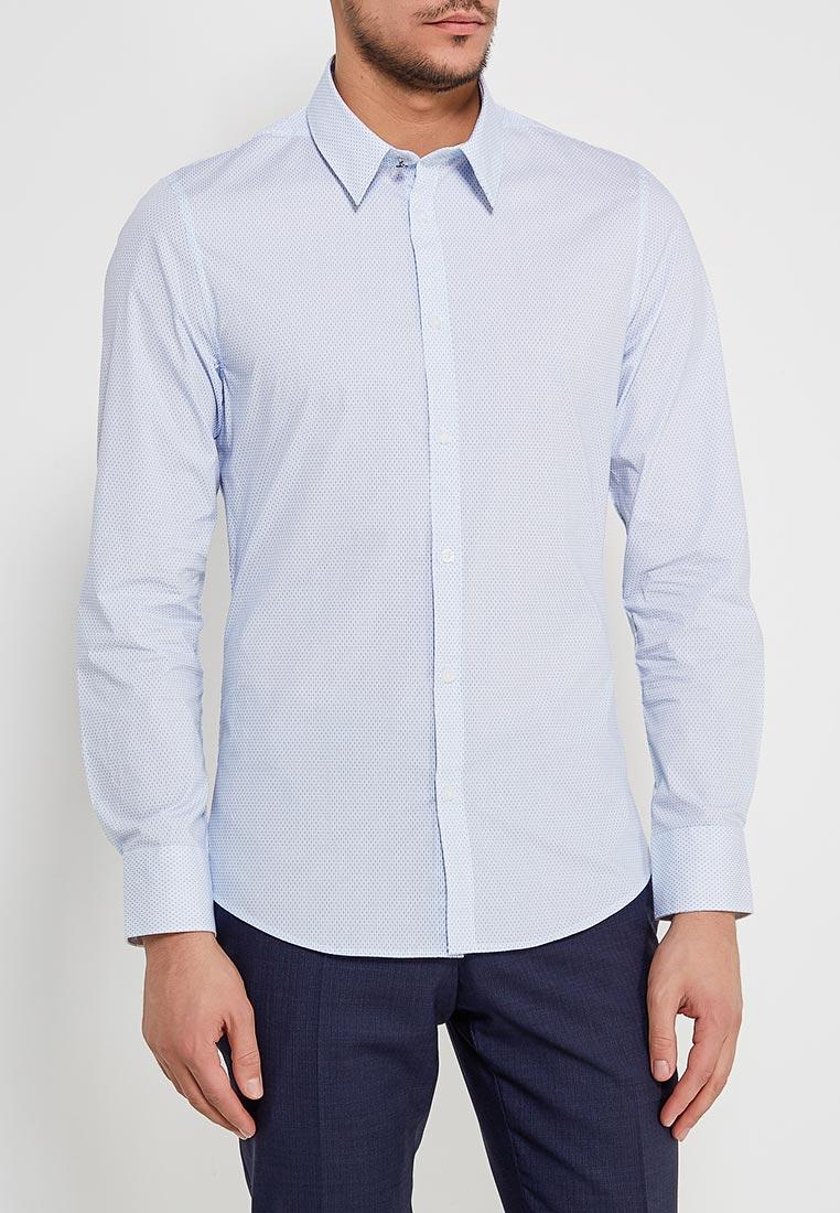 Рубашка с длинным рукавом Guess Jeans m81h41 W7VX0