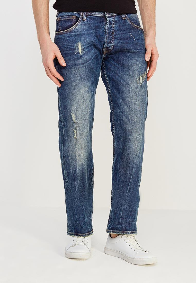 Мужские прямые джинсы Guess Jeans m81ar1 D2YV0