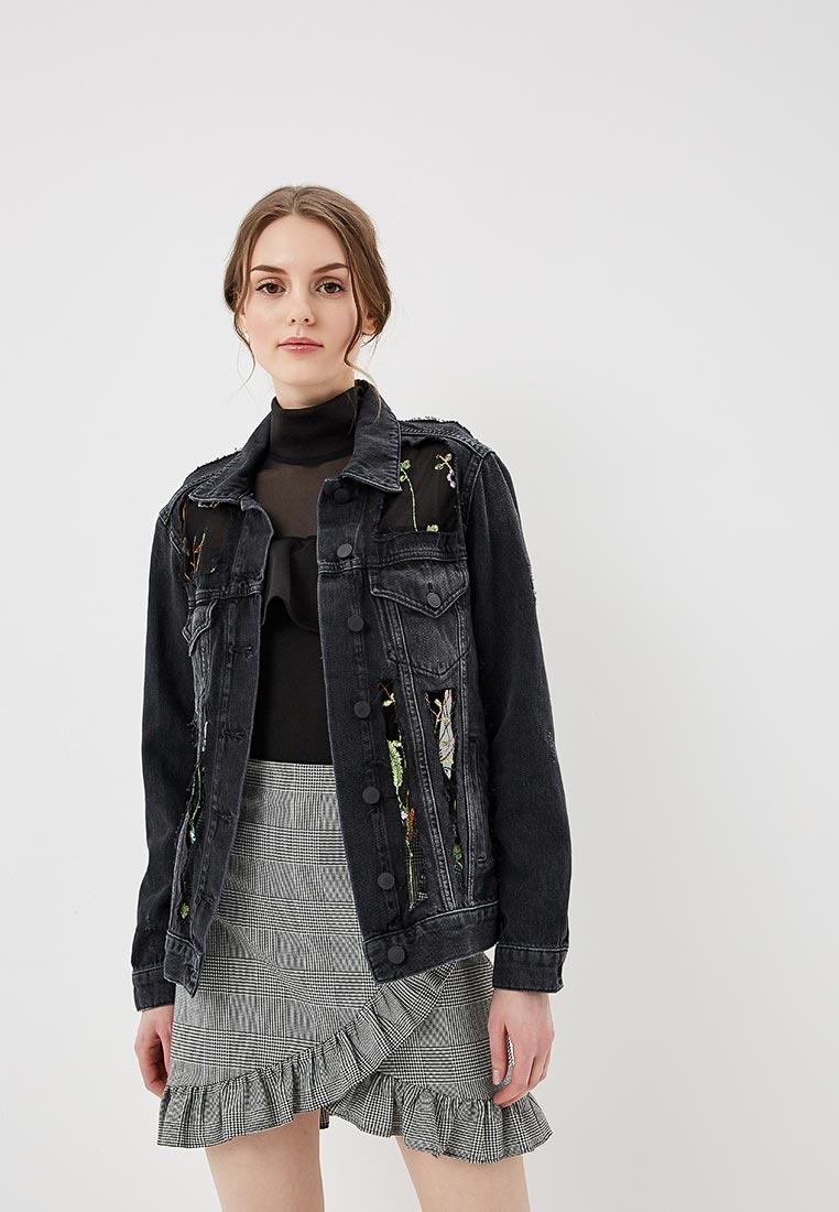 Джинсовая куртка Guess Jeans W82N00 D3500