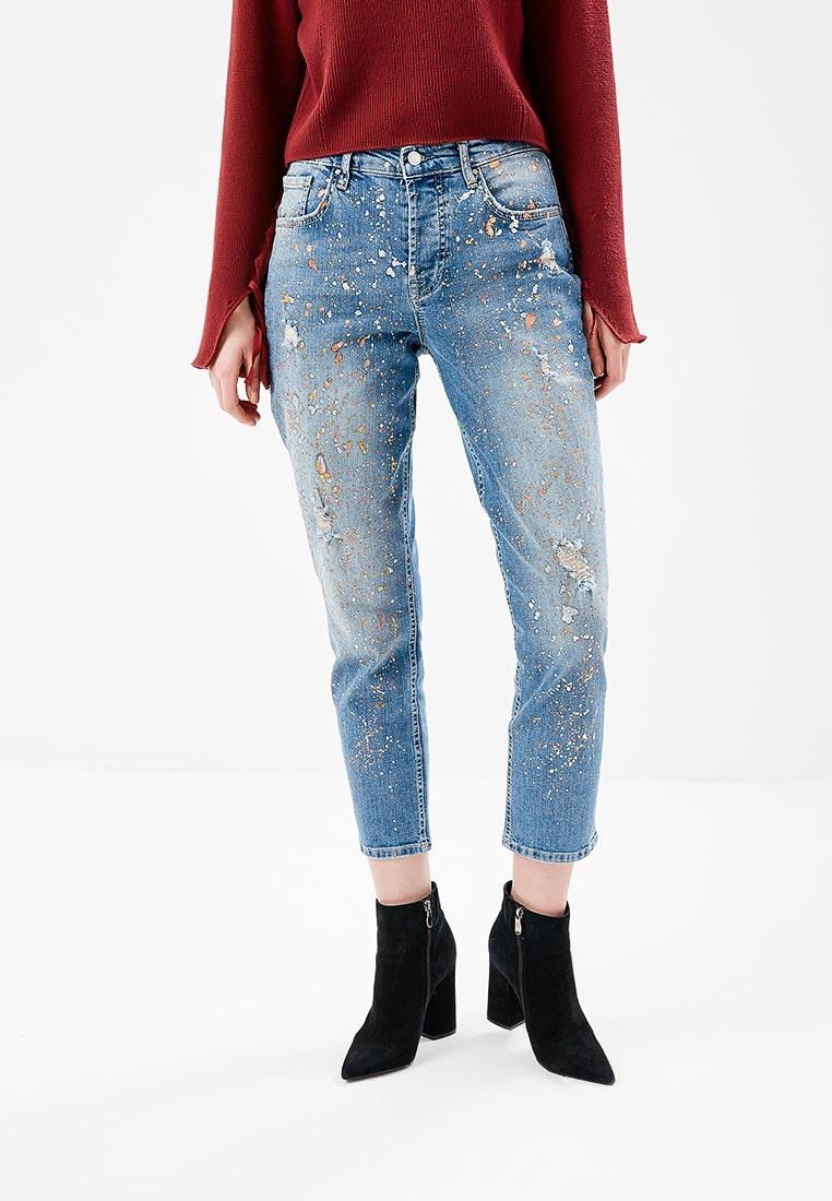 Зауженные джинсы Guess Jeans w82a00 D3230