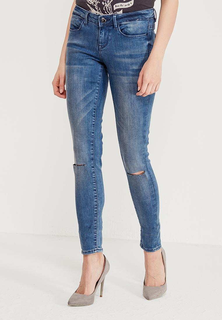 Зауженные джинсы Guess Jeans W81A27 D2ZA0