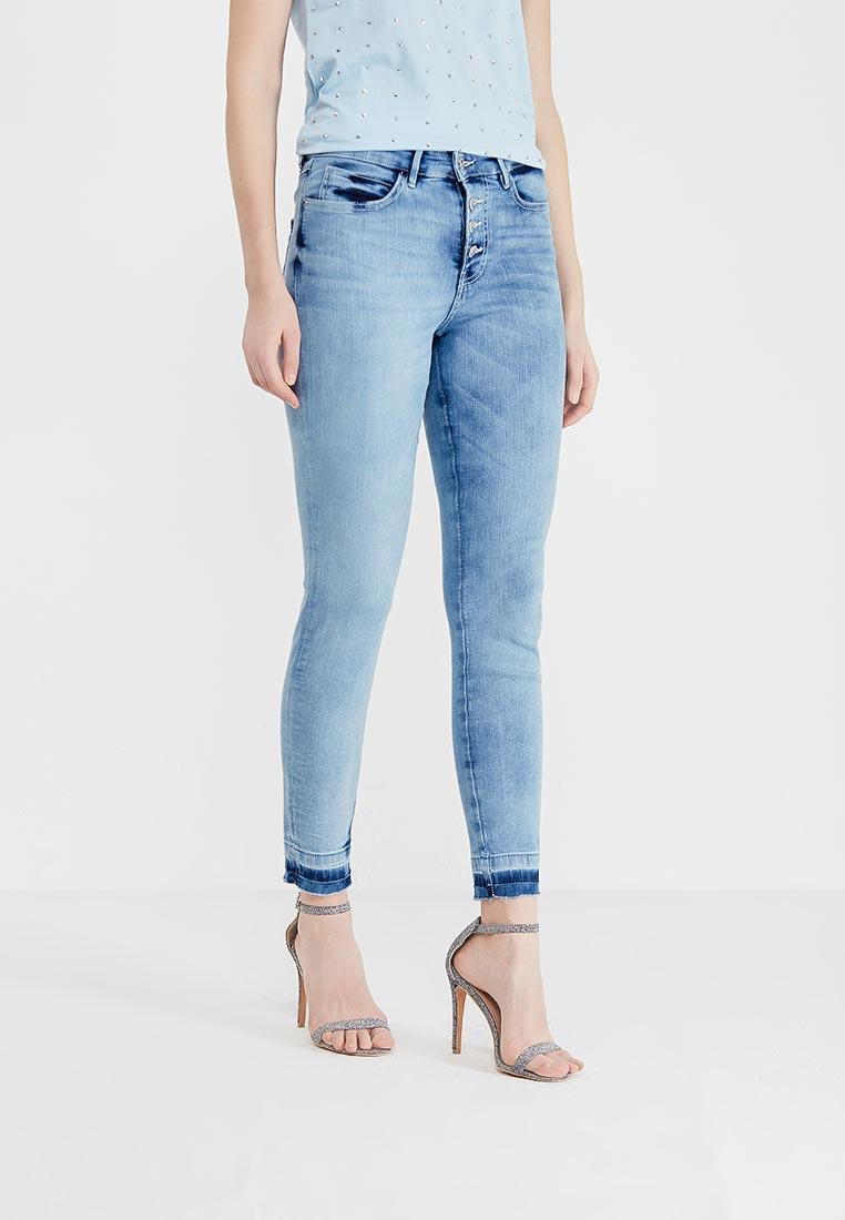 Зауженные джинсы Guess Jeans W81A28 D2ZD0