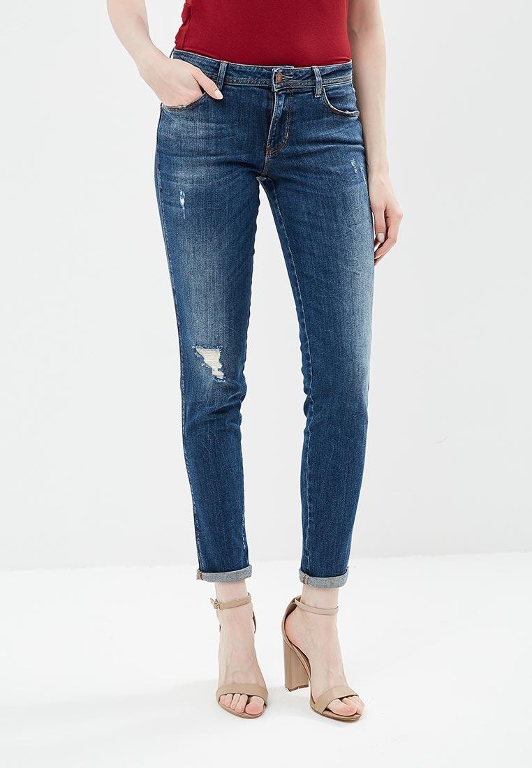 Зауженные джинсы Guess Jeans W81AJ2 D2ZI0