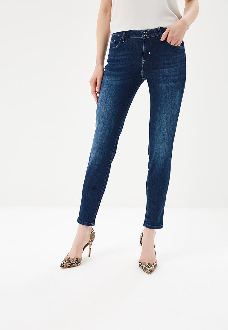 Зауженные джинсы Guess Jeans W81A99 D2ZN1