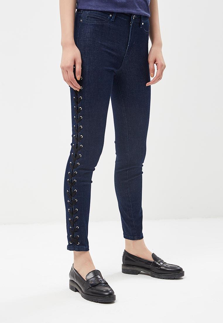 Зауженные джинсы Guess Jeans W81A00 D2ZN0