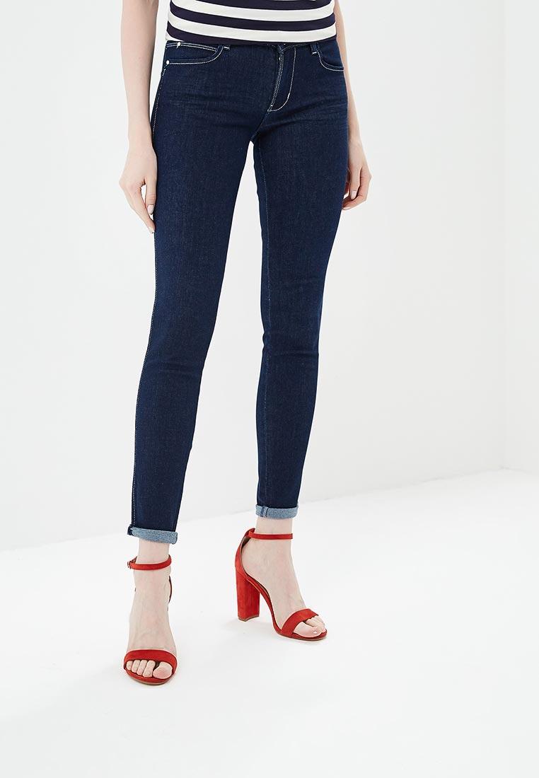 Зауженные джинсы Guess Jeans W81AJ2 D2ZN0