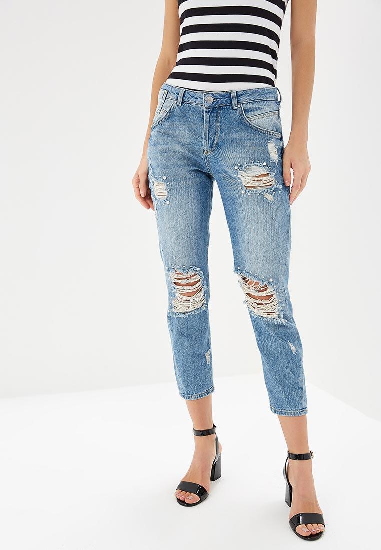 Зауженные джинсы Guess Jeans W81A22 D2ZQ1
