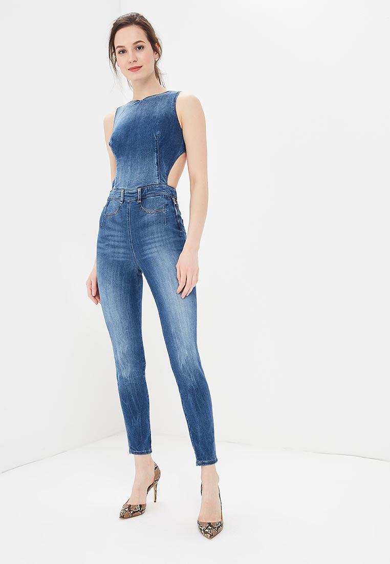 Комбинезон Guess Jeans W82D03 D32J0