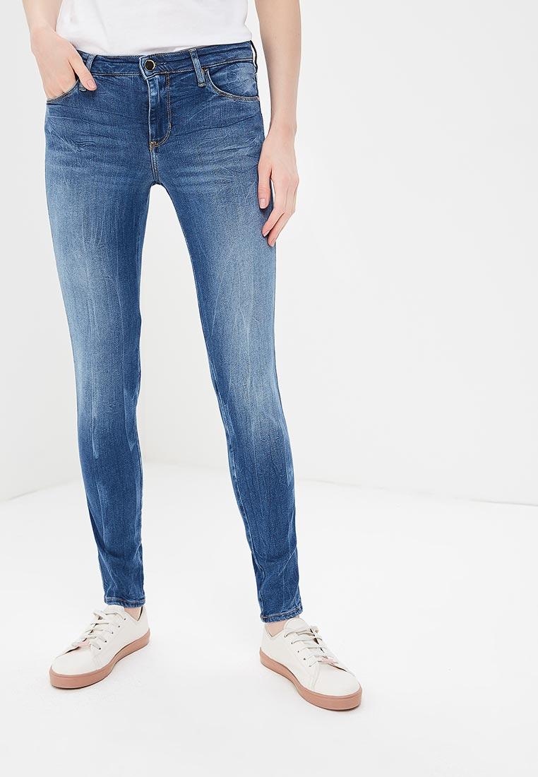 Зауженные джинсы Guess Jeans W82AJ1 D32J0