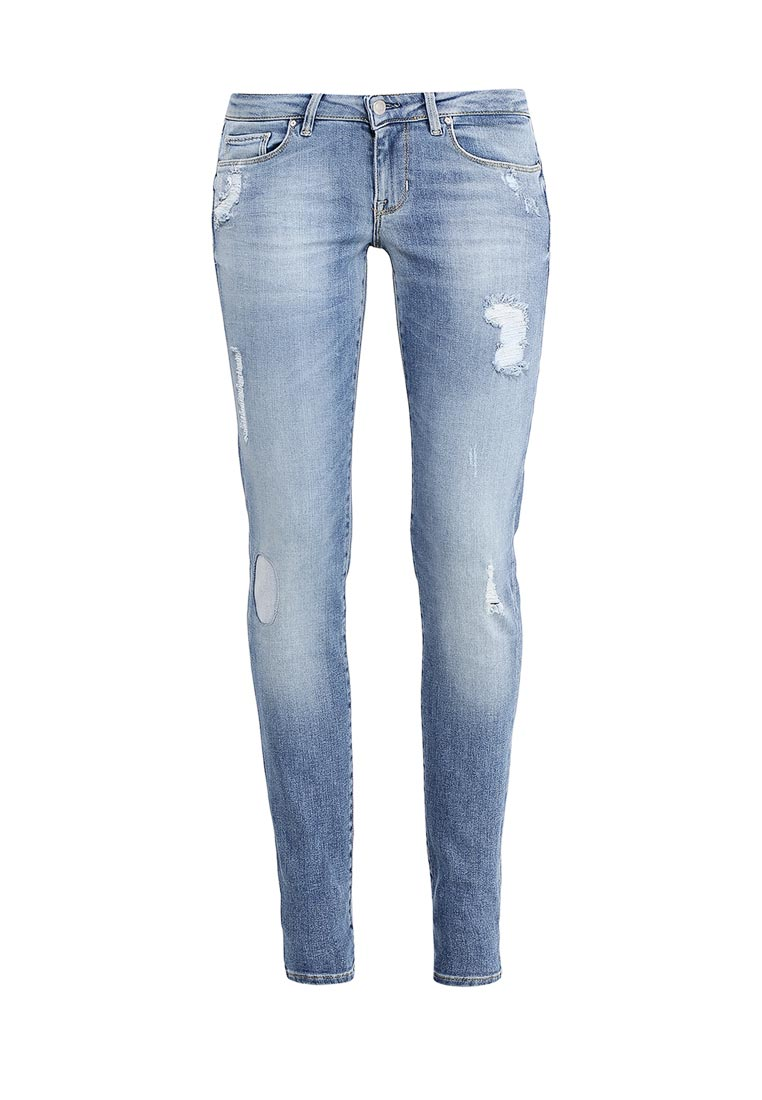 Зауженные джинсы Guess Jeans w72a31 d2cj1