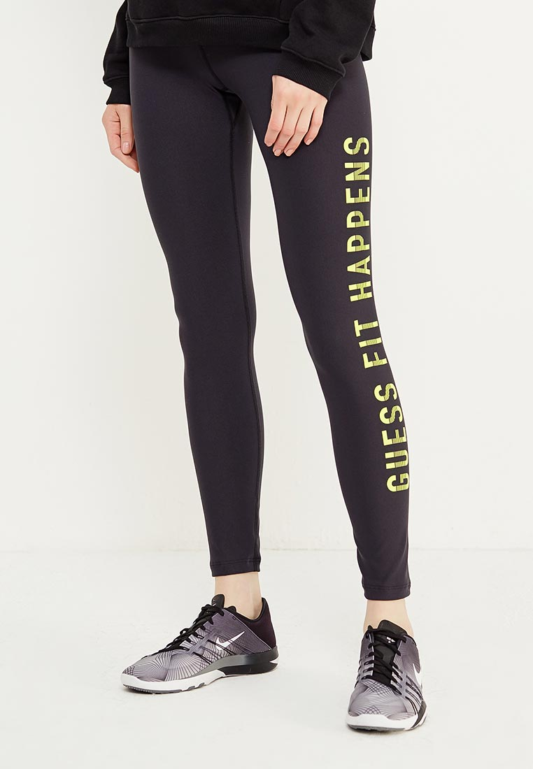 Женские леггинсы Guess Jeans O72A02 MC00F
