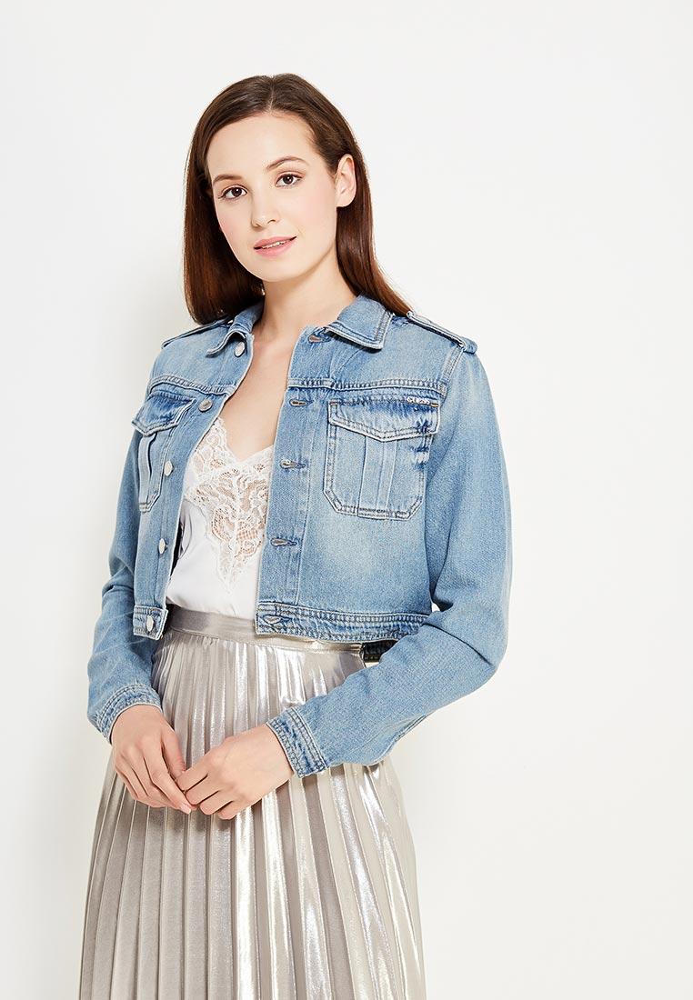 Джинсовая куртка Guess Jeans W73N55 D2NG0