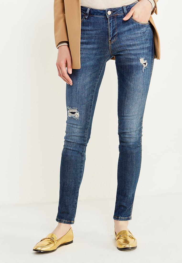 Зауженные джинсы Guess Jeans W73AJ2 D24D1