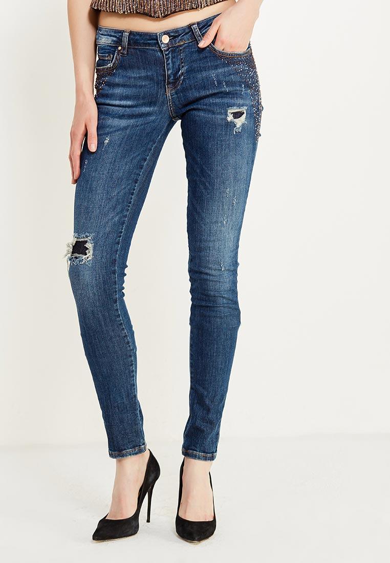 Зауженные джинсы Guess Jeans W73A31 D24D1