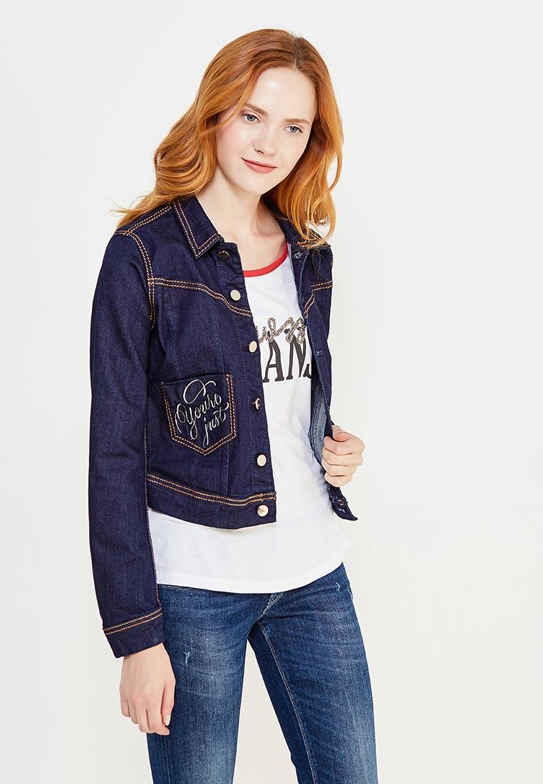Джинсовая куртка Guess Jeans W73N14 D1EQ7