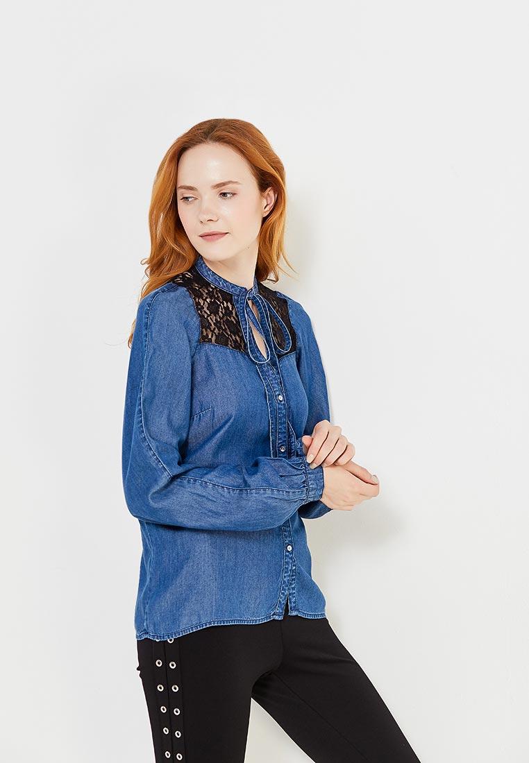 Женские джинсовые рубашки Guess Jeans W73H90 D29F1