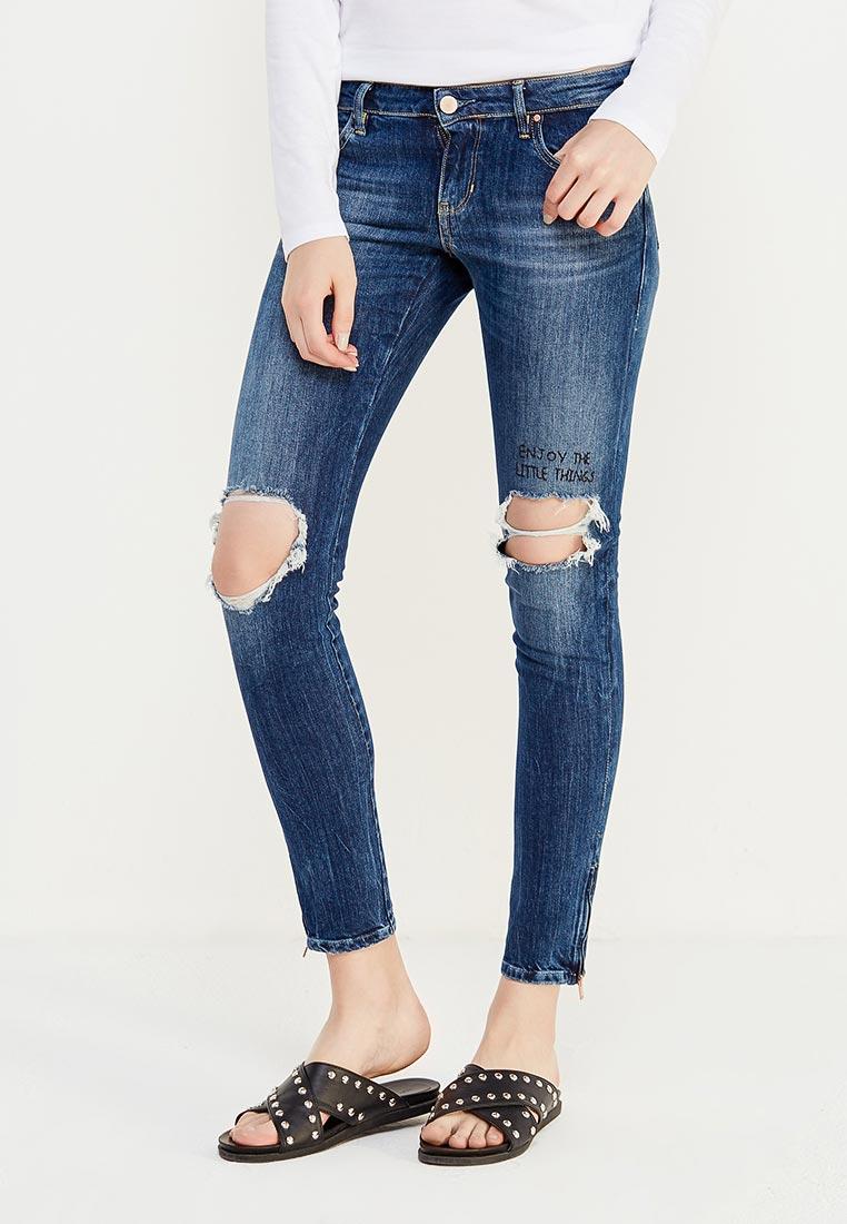 Зауженные джинсы Guess Jeans W73AB8 D1P67