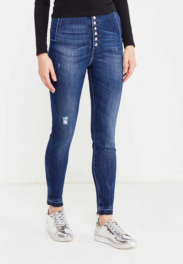 Зауженные джинсы Guess Jeans W73A51 D2N61