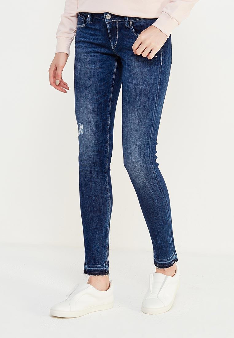 Зауженные джинсы Guess Jeans W73043 D2N61