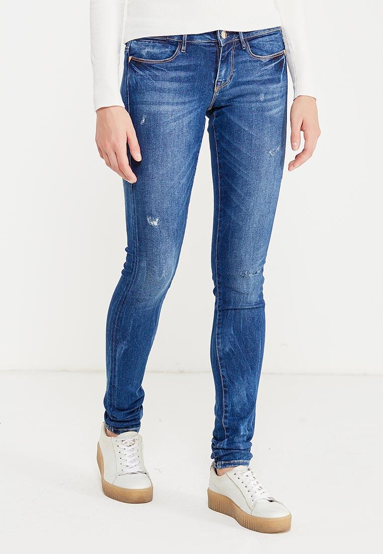 Зауженные джинсы Guess Jeans W73A27 D2CN3
