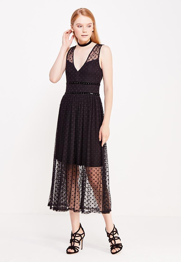 Вечернее / коктейльное платье Guess Jeans W74K0L K6BP0