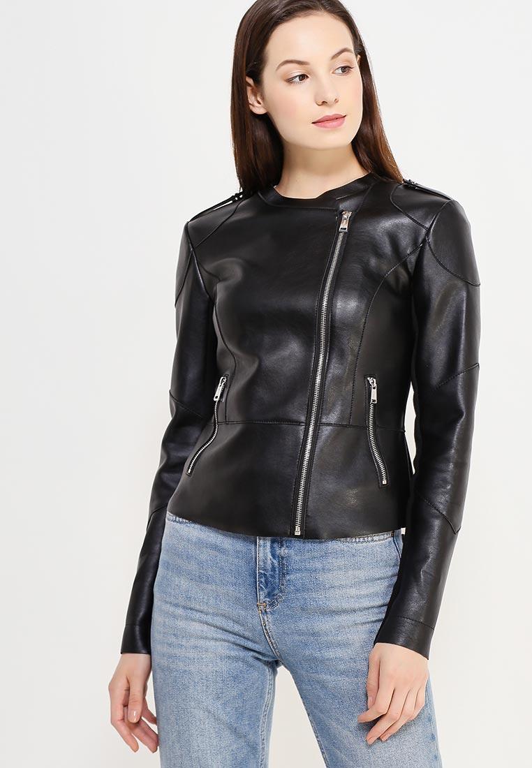 Кожаная куртка Guess Jeans w73l60 W7IY0
