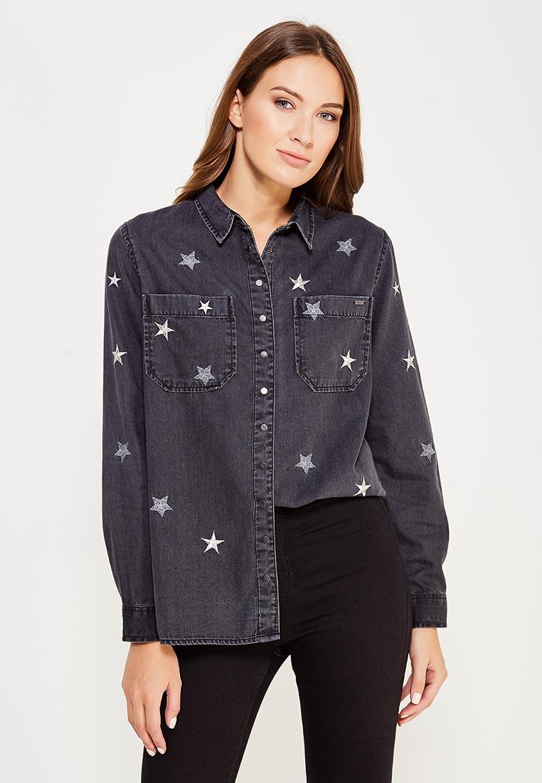 Рубашка Guess Jeans W74H52 D2R30