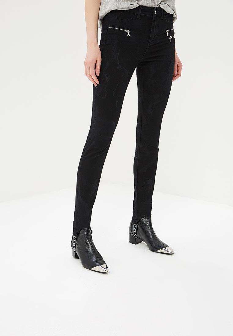 Женские зауженные брюки Guess Jeans w81a02 d2ze0