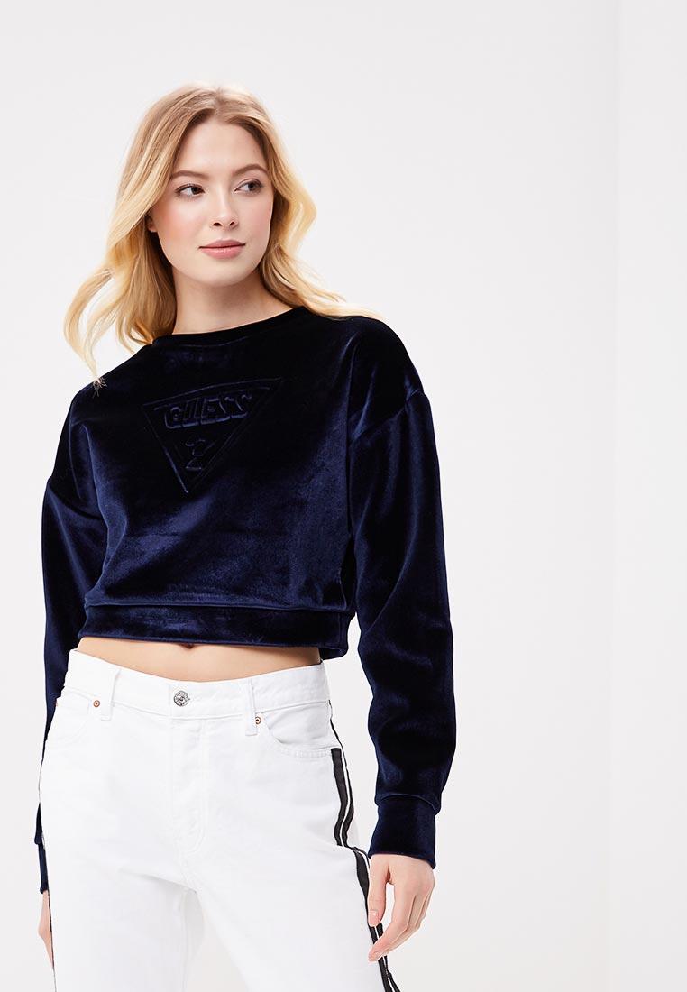 Женские свитшоты Guess Jeans w81q08 k6n30