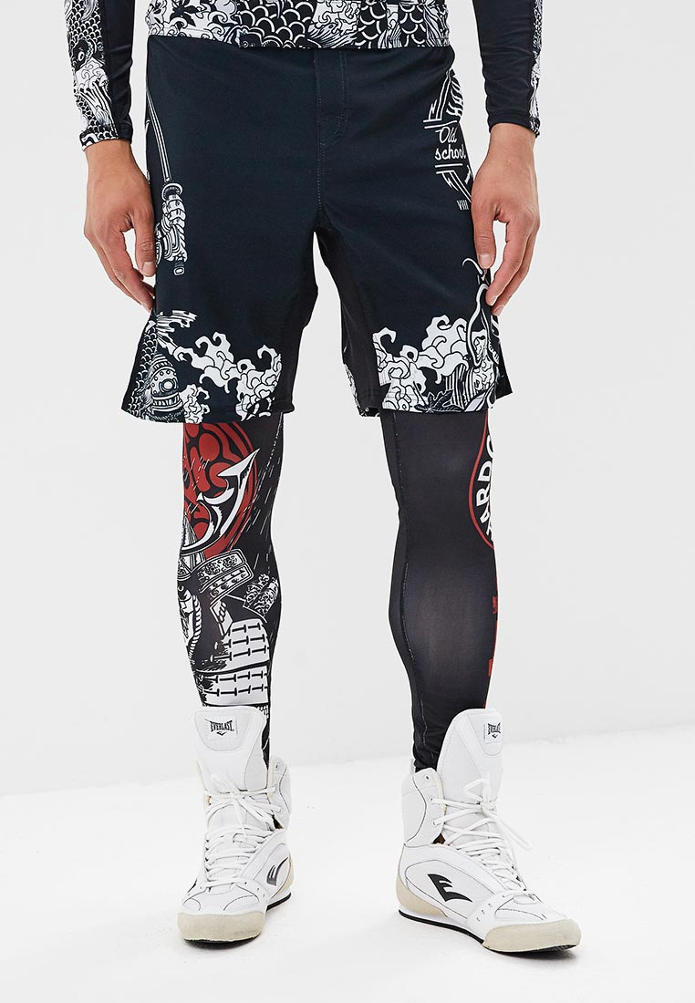 Мужские спортивные шорты Hardcore Training hctshorts043