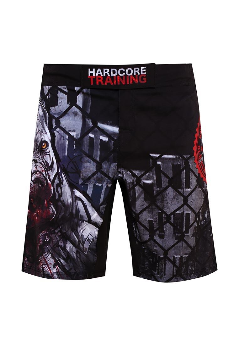 Мужские повседневные шорты Hardcore Training hctshorts018