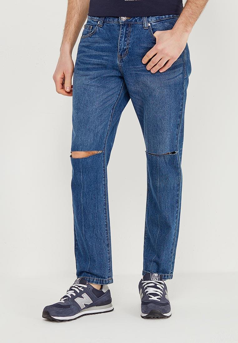 Зауженные джинсы H:Connect 30070-055-408-10