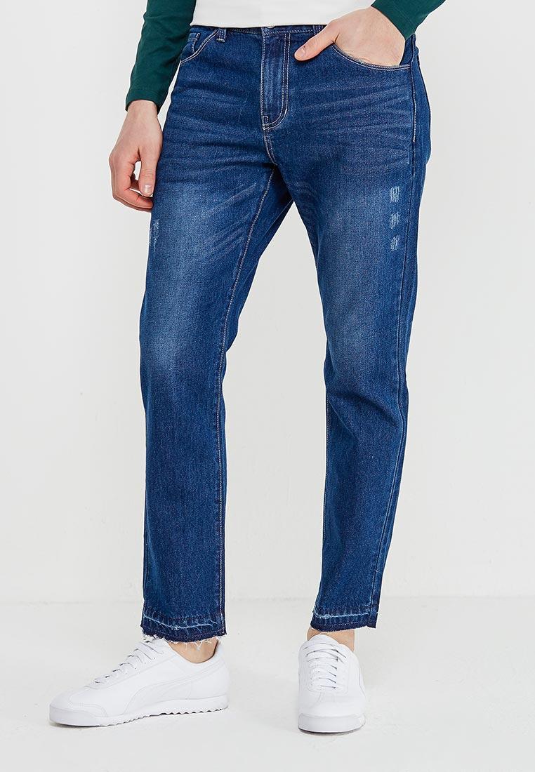 Мужские прямые джинсы H:Connect 30070-055-411-10