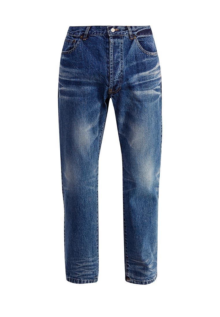 Мужские прямые джинсы H:Connect 3A80R10