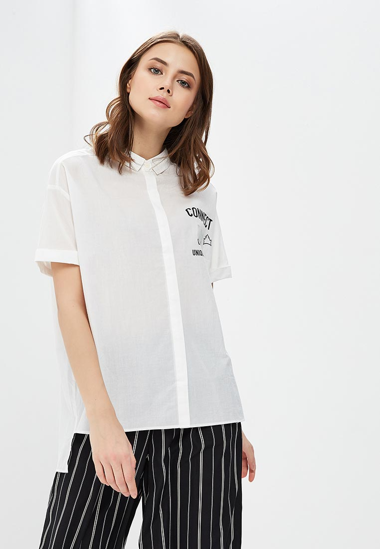 Рубашка с коротким рукавом H:Connect 30070-120-965-52